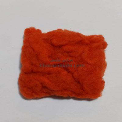 الیاف کچه طبیعی نارنجی