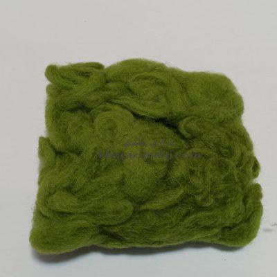 الیاف کچه طبیعی سبز چمنی