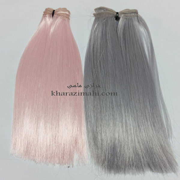 موی عروسک رنگی